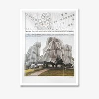 Christo wrapped trees nr iii 6064 small