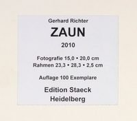 Gerhard richter zaun 5473 small
