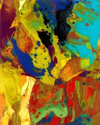 Gerhard Richter P9 Bagdad Facsimile Edition