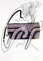 Sigmar Polke Vermutung Print Serigraph