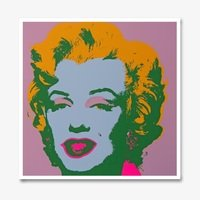 Andy warhol marilyn rosa gelb sunday b morning 4183 small