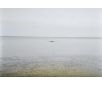 Jürgen Teller Swimming, Glemingebro, Sweden 2015 Fotoedition