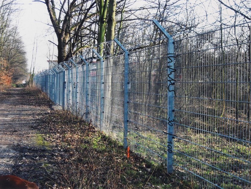 Gerhard Richter Fence Edition Photography