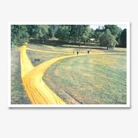 Christo und jeanne claude wrapped walk ways 3028 small