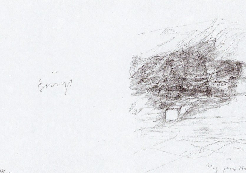 Joseph Beuys Leonardo Codice Madrid I Grafik Granolithographie