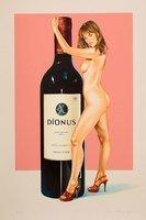 Mel Ramos Dionus Lithograph Print